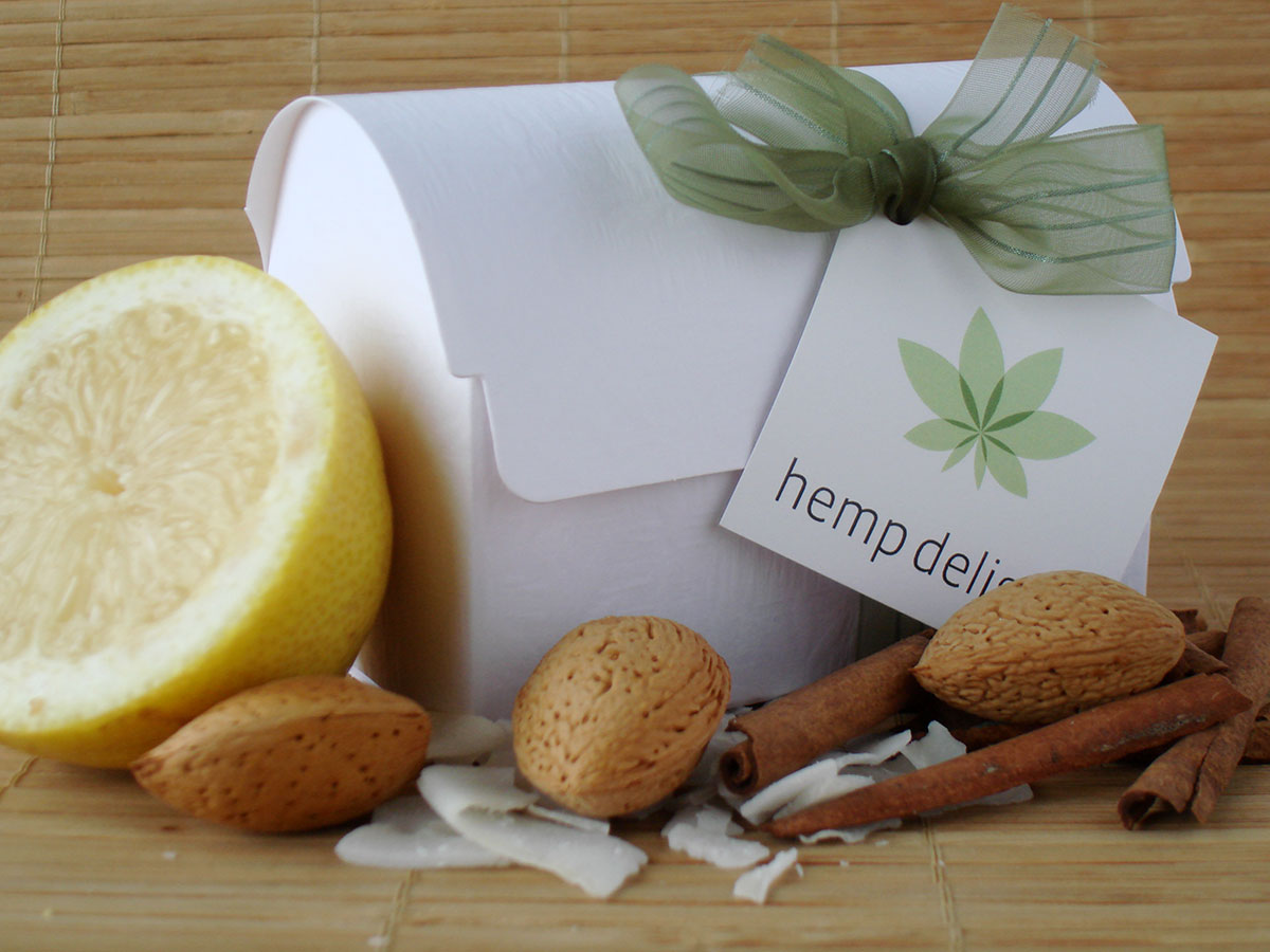 Hemp delight gift-box